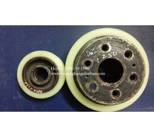 Bọc PU bánh xe nâng điện Xilin Trung Quốc CDD20K