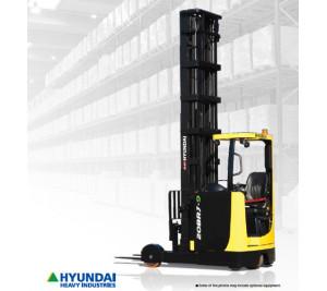 Bánh PU Xe Nâng Điện Ngồi Lái Reach Truck Hyundai 14BRJ-9 / 16BRJ-9 / 20BRJ-9 / 25BRJ-9