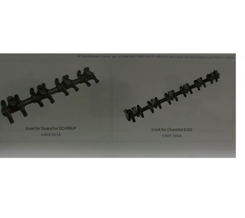 Giàn Cò Xe Nâng - Rocket Arm Assy