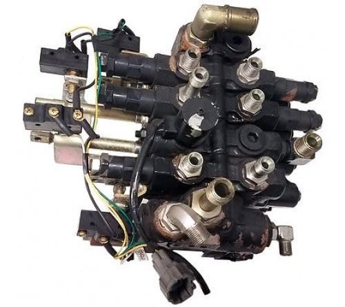 Van chia thủy lực xe nâng - Forklift Hydraulic Valve