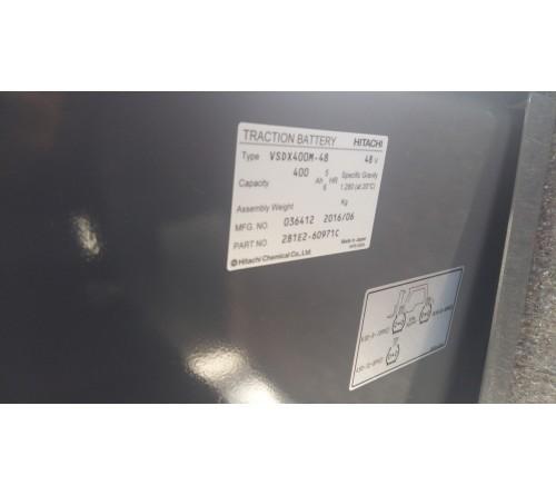 Bình Điện Xe Nâng - Ắc Quy Xe Nâng - Forklift Battery Hitachi Made In Japan