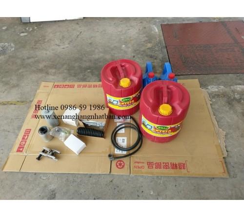 Bảo dưỡng xe nâng điện TCM FB25-7 FB25-8