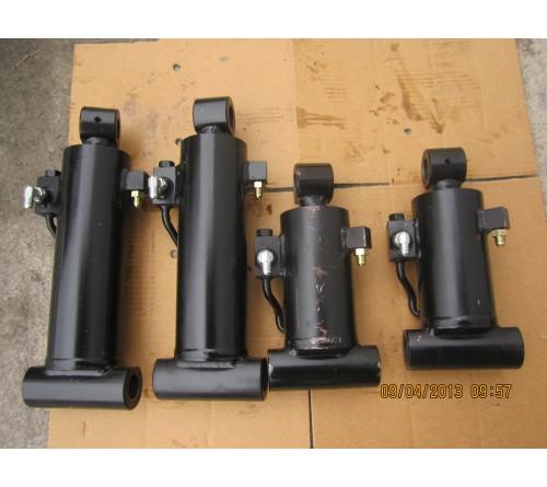 Sửa Chữa Xi Lanh Cặp Tròn Xoay - Cặp Giấy - Kẹp Giấy Hyundai 35DF-7 Kubota V3600