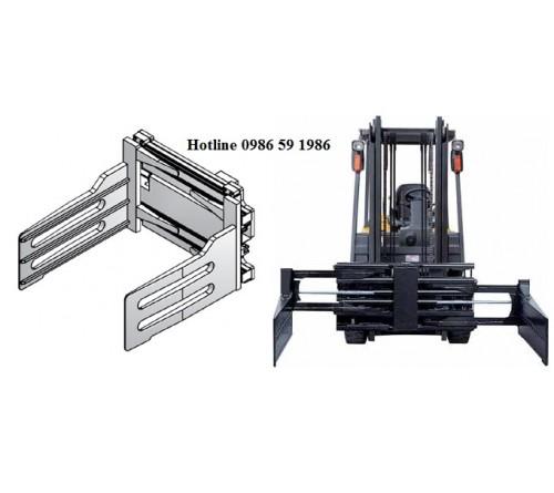 Kẹp vuông - Kẹp sợi - Bale clamp - Load grab
