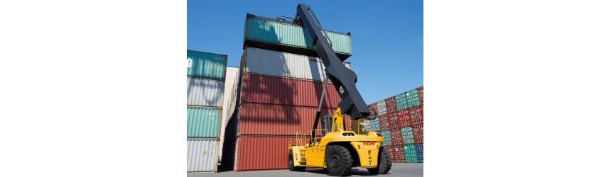 Phân loại một số loại container phổ biến tại  Việt Nam