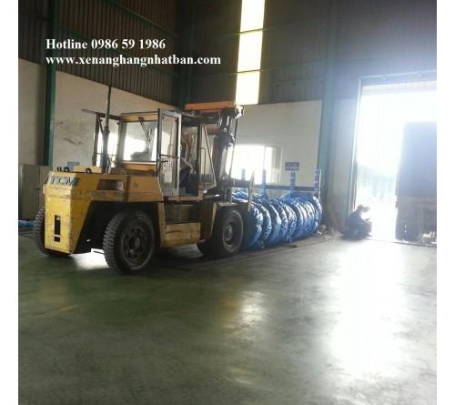 Xe Nâng 11.5 tấn -12 tấn - 13.5 tấn - 15 tấn - 16 tấn TCM Nhật Bản