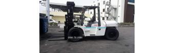 Bán xe nâng 10 tấn và xe nâng 4.5 tấn, TCM Nhật Bản tại Hưng Yên, Hải Dương, Hải Phòng