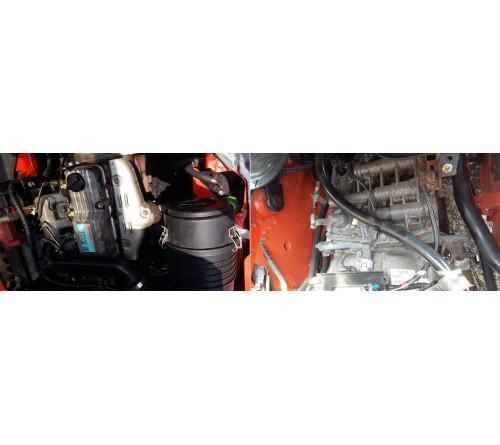 Xe nâng 2.5 tấn cũ Toyota 02-8FD25 - Nhật Bản 06/2013 - 3500h