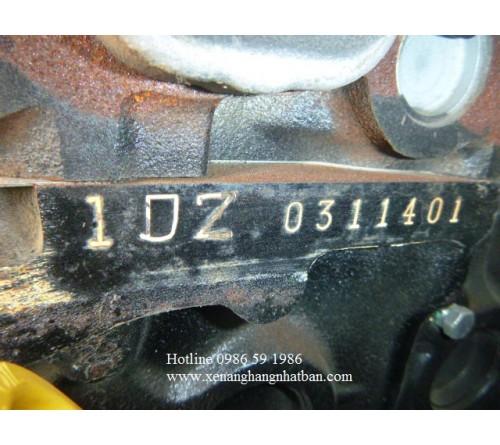 Xe nâng cũ 2.5 tấn Toyota 02-8FDL25 , T7/2015, 185h