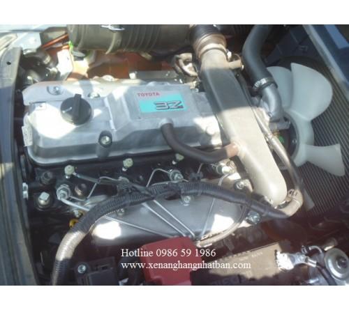 Xe nâng cũ 3.5 tấn Toyota 52-8FDJ35, 2014, 4.3h