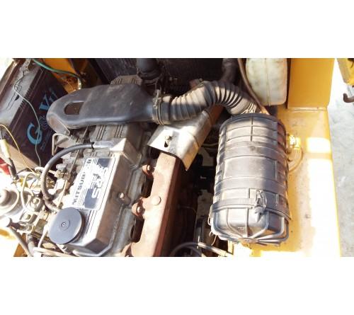 Xe Nâng Cũ 2.5 Tấn Diesel Mitsubishi 2002 FD25 - Xe nhập Nhật
