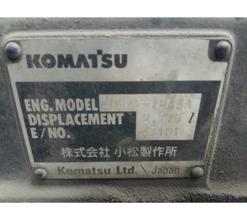 Xe Nâng Cũ Komatsu 3 tấn 3 mét FD30T-15