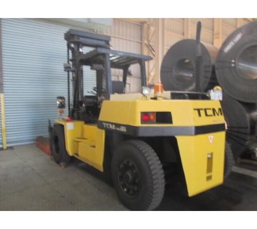 Xe nâng 13.5 tấn đã qua sử dụng, hãng TCM Nhật Bản