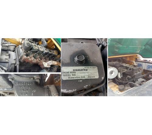 Xe Nâng Cũ 7 Tấn Komatsu FD70-7