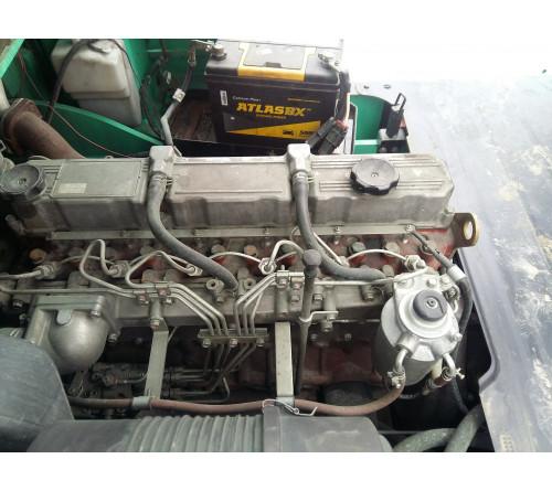Xe nâng cũ 3.5 tấn Mitsubishi 2012 - FD35T - Nhập Nhật Bản - 5400h - 400 triệu