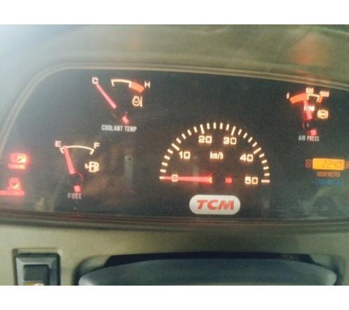 Xe nâng 20 tấn cũ TCM 2013 đời cao
