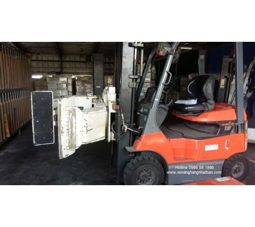 Cho thuê xe nâng hàng tại Bắc Giang