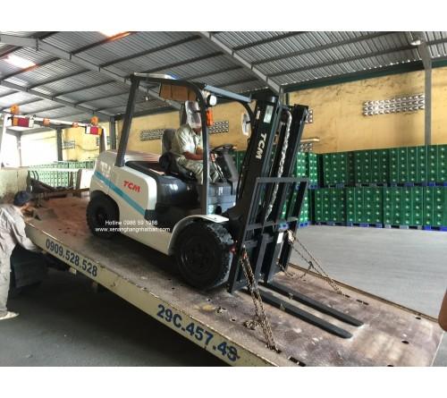 Cho thuê xe nâng hàng tại Thanh Hóa