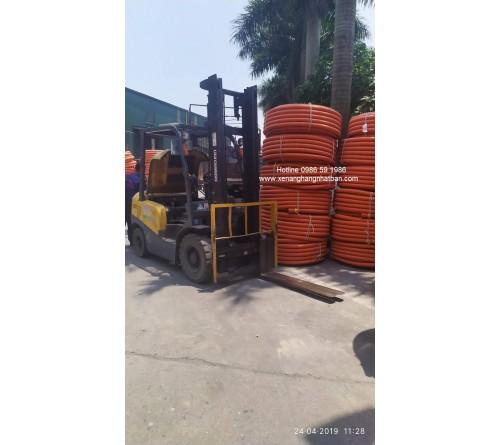 Cho thuê xe nâng hàng tại Hà Nam