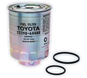 Lọc nhiên liệu xe nâng Toyota 7FD25, 7FD30, 8FD25, 8FD30 - Mã 23390-64480