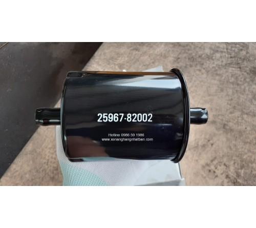Lọc thủy lực về 25697-82002 - Xe nâng TCM FD35T9 - FD40T9 - FD45T9 - FD50T9