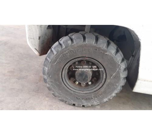 Lốp 5.00-8 Casumina - Lốp đặc - Sản xuất tại Việt Nam - Mới 100%