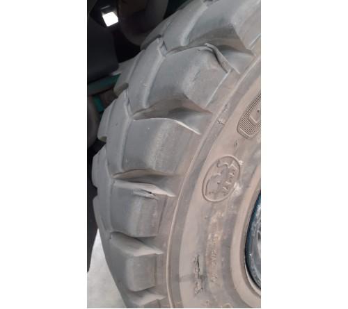 Lốp 6.50-10 Casumina - Lốp đặc - Sản xuất tại Việt Nam - Mới 100%