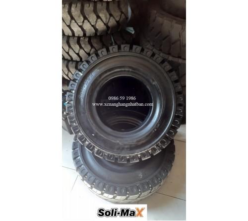 Lốp đặc 7.00-12 Soli Max - Sản xuất tại Sri Lanka - Mới 100%