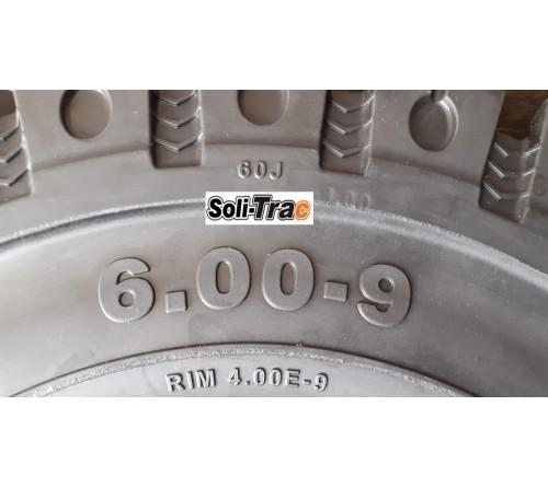 Lốp Đặc 6.00-9 Soli Trac - Sản Xuất Tại Sri Lanka - Mới 100%