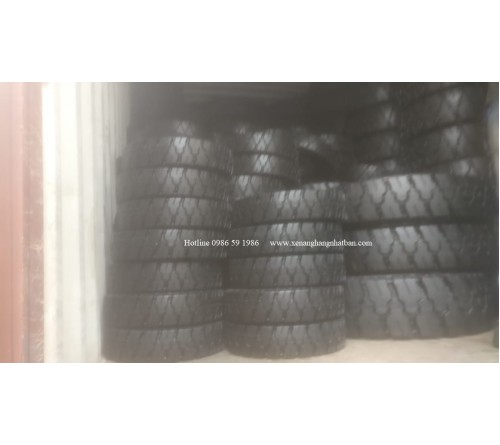 Lốp Đặc 2.50-15 Soli Trac - Sản Xuất Tại Sri Lanka - Mới 100%