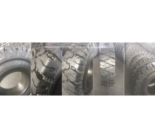 Lốp Đặc 3.00-15 Soli Trac - Sản Xuất Tại Sri Lanka - Mới 100%