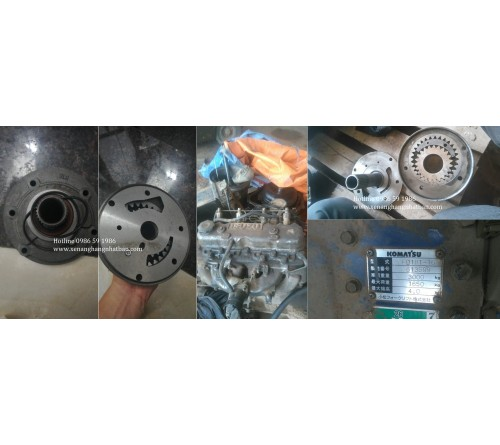 Bơm Hộp Số Xe Nâng - Forklift Transmission Charging Pump