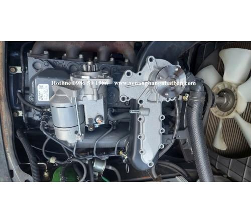 Bơm nước động cơ V2403 Kubota - TCM FD25T4 FD30T4 Water Pump - V2403 Kubota Forklift Water Pump