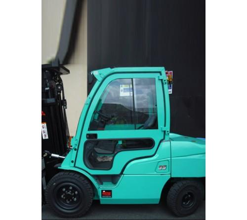 Cabin Xe Nâng Hàng - Forklift Cabin