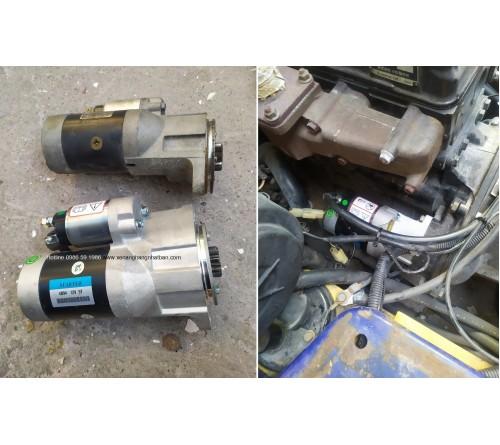 Đề Khởi Động 4D94 Komatsu - Củ Đề Komatsu 4D94LE 4D94E - 4D94 Forklift Starter