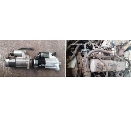 Đề khởi động Nissan K15 K21 - Củ đề xe nâng Nissan K15 K21 - K15 K21 Nissan Starter