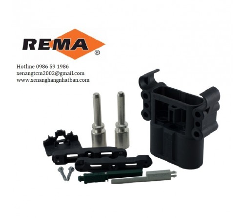 Rắc sạc xe nâng điện REMA 80A - 160A - 320A