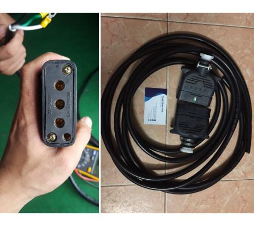 Rắc sạc xe nâng 30A 250V - Rắc sạc xe nâng điện