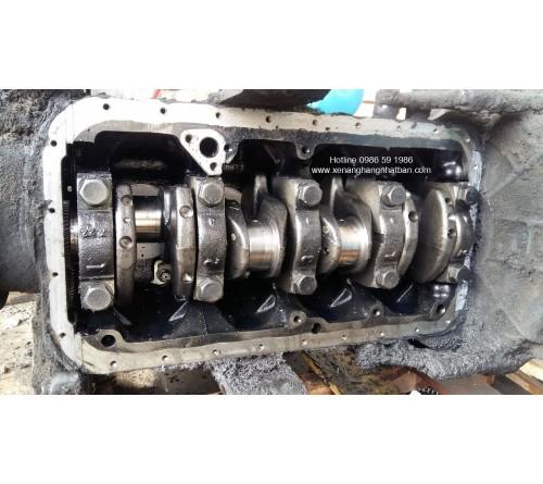 Đại tu động cơ Nissan TD27 - Xe nâng TCM FD25T3 - FD30T3
