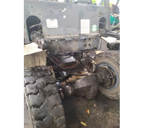 Sửa cầu xe nâng 5 tấn TCM Unicarriers