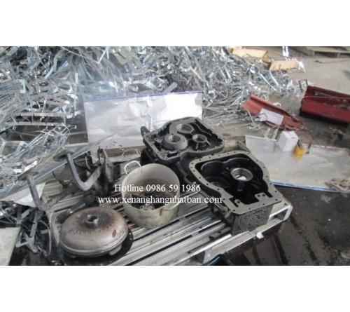Sửa Chữa Hộp Số Xe Nâng Hyundai 30DF-7 động cơ HMC D4BB