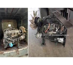 Đại tu động cơ K15 xe nâng TCM model FG18T13