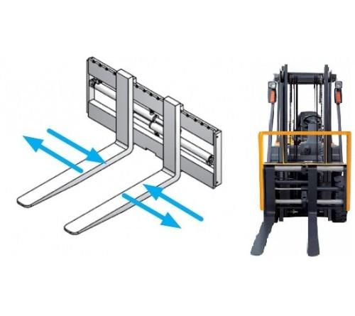 Dịch Càng - Fork Positioner