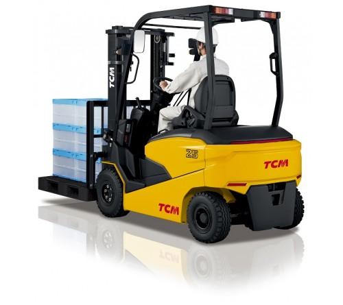 Xe nâng điện ngồi lái TCM Nhật Bản - Model FB10-9, FB15-9, FB18-9, FB20-9, FB25-9, FB30-9, FB35-9S