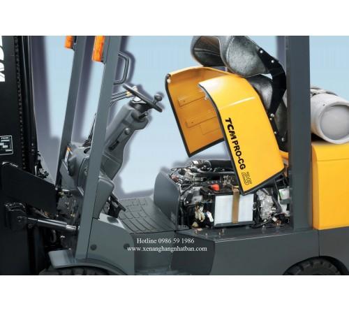 Xe Nâng Ga LPG TCM 3.6 tấn - Model FCG36-8