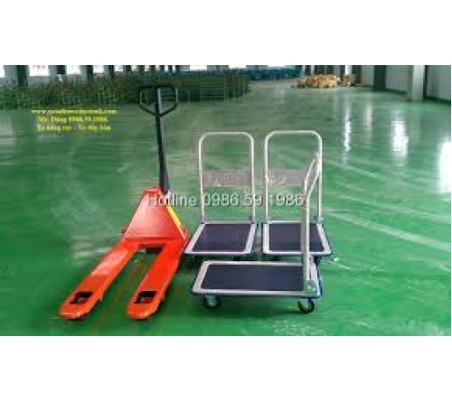 Xe nâng tay Meditek 2 - 2.5 - 3 tấn