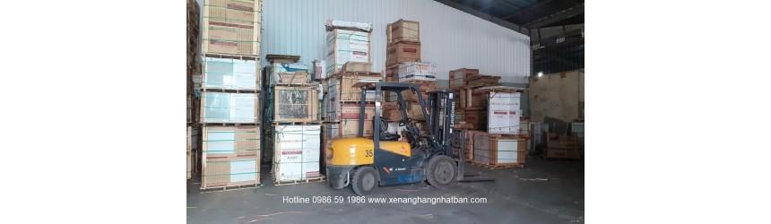 Bảo dưỡng xe nâng 3.5 tấn Liugong, model CPCD35, động cơ Xinchai A498BPG