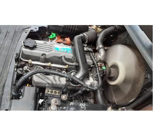 Xe nâng  cũ 1.5 tấn Toyota, model 02-8FD15