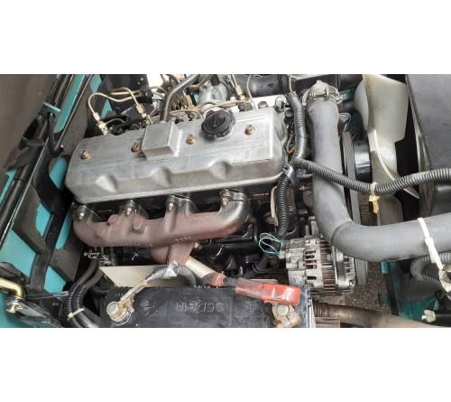 Xe nâng cũ 2.5 tấn giá rẻ, Sumitomo 11FD25PViiXA