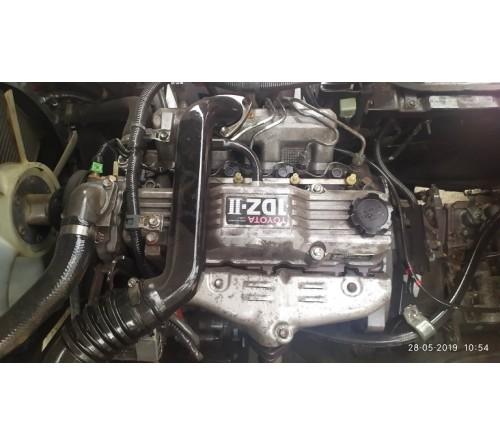 Xe nâng 2.5 tấn gật gù - Toyota - 2011 - 8FD25